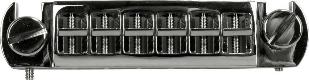 TonePros Wraparound PRS Bridge and Locking Stud Set Satin Gold