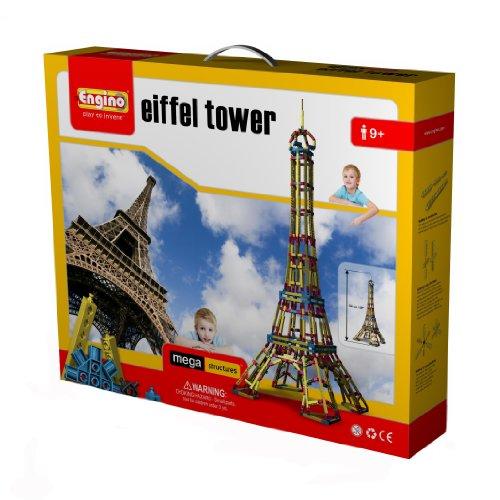 Engino  Eiffel Tower Construction Set