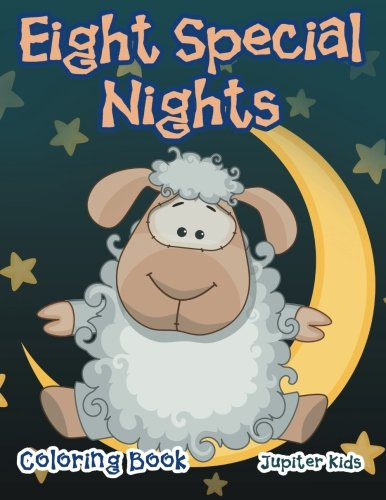 Eight Special Nights Coloring Book