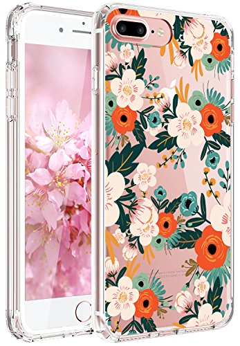 iPhone 7/8 Plus – Colorful Blossom Case