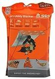 Adventure Medical Kits Sol Sport Utility Blanket - Orange by Adventure Medical