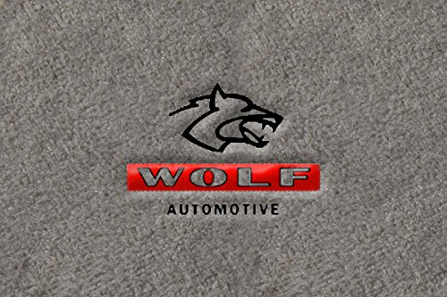 Gray for Select Dodge Trucks WOLF 05310047 Dashmat Dashboard Cover