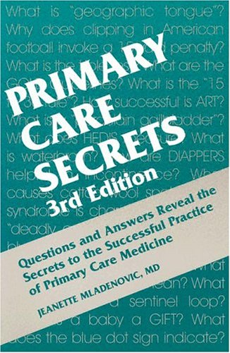 Primary Care Secrets, 3e