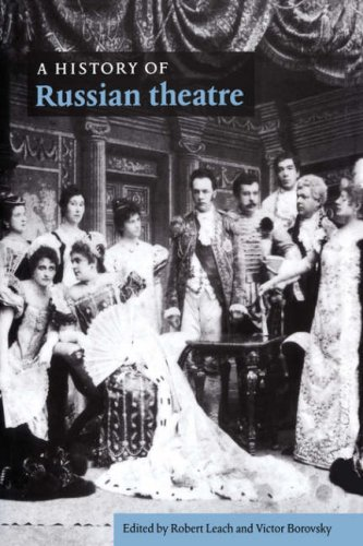A History of Russian Theatre pdf