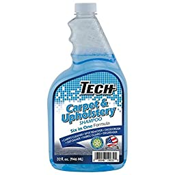 Tech Extraction 32-oz Upholstery and Carpet Shampoo (Pack of 2)