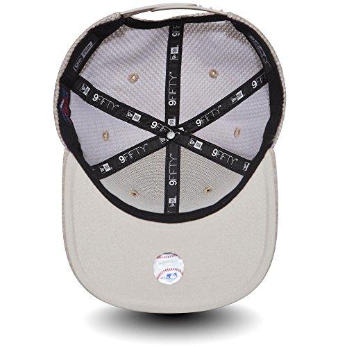 Boston Cappellino Snapback 9fifty Era New Engineered Baseball Beige Cap xgIvPRqw