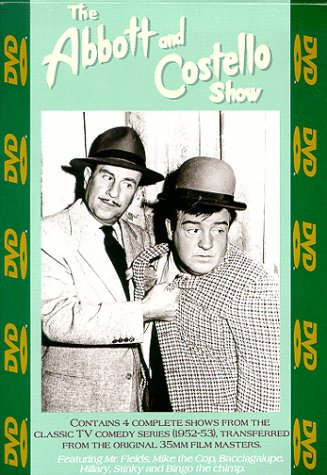 The Abbott & Costello Show, Vol. 1 (1952-53) -