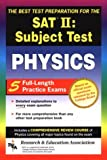 The Best Preparation for the SAT II Subject Test, Research & Education Association Editors and D. K. Bross, 0878918701