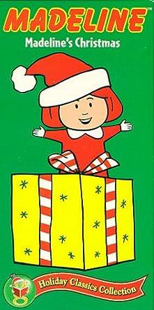 Amazon.com: Madeline's Christmas [VHS]: Tracey Lee Smythe, Kelly ...