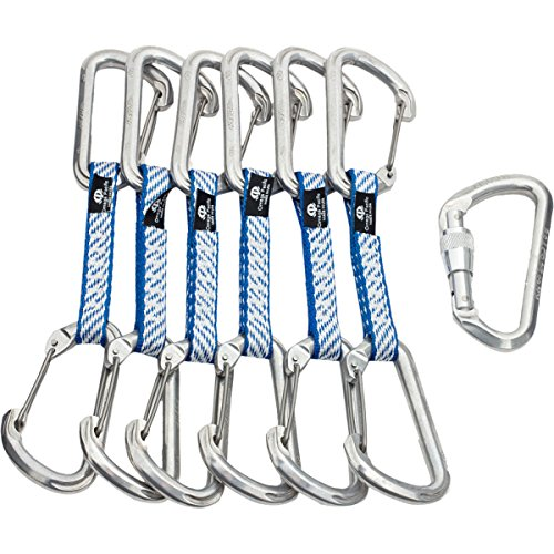 Omega Pacific Dash Dirtbag Draw Rack Pack 6 Pack One Color, 4in Draw