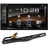 Kenwood DDX25BT 6.2 2-Din DVD Monitor Bluetooth Receiver Sirius/MP3/WMA+Camera