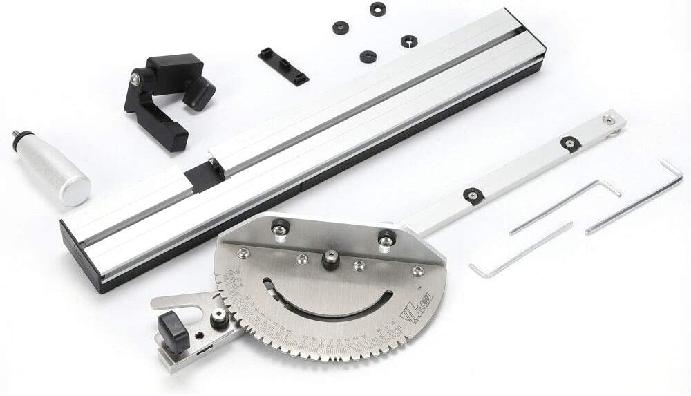 accessories router saws ruler. 450 mm professional tool mitre gauge for table saws