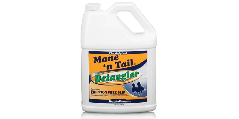 Mane 'n Tail Detangler ElIMINATES TANGLES & KNOTS Refill Gallon by Mane 'n Tail (Image #1)