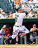 Signed James McCann Photograph - 8x10 - Autographed MLB Photos