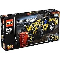 Lego 42049 - Technic - Jeu de construction - La Chargeuse de la Mine