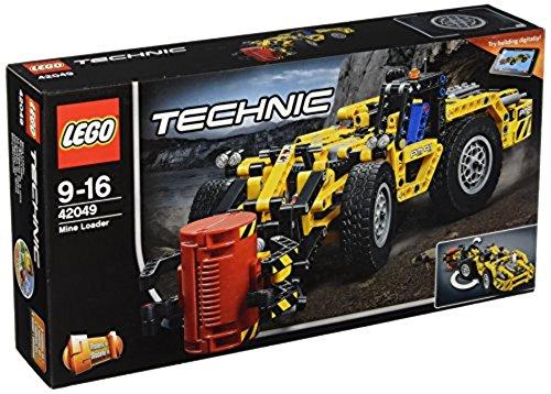 147 opinioni per LEGO 42049- Technic Carica-Mine