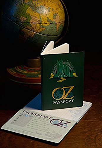 office products, office, school supplies, paper, notebooks, writing pads,  subject notebooks 9 on sale Passport to Oz Mini Notebook deals
