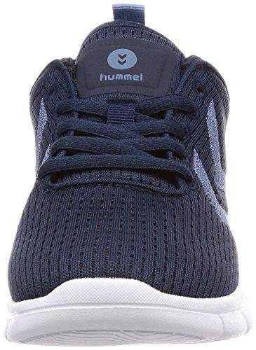 Hummel Unisex-Erwachsene Actus Breather Fitnessschuhe Blau (Total Eclipse)