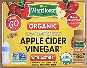 Amazon.com : (6pk bottles/2oz each) White House Organic