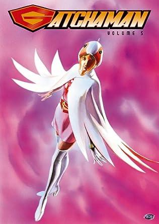 Amazon.com: Gatchaman, Vol. 5: Katsuji Mori, Isao Sasaki ...