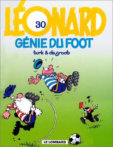 Léonard n° 30 Génie du foot