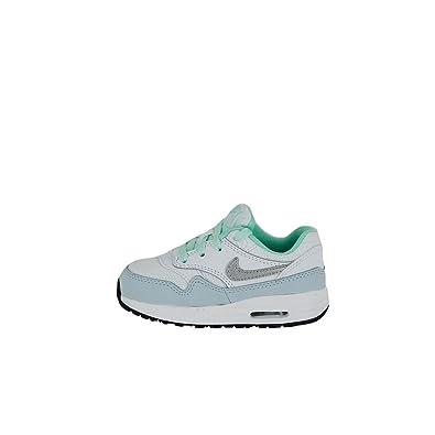 2018 shoes timeless design check out Basket Nike Air Max 1 Bébé (TD) - 631888-105 - 22: Amazon.fr ...