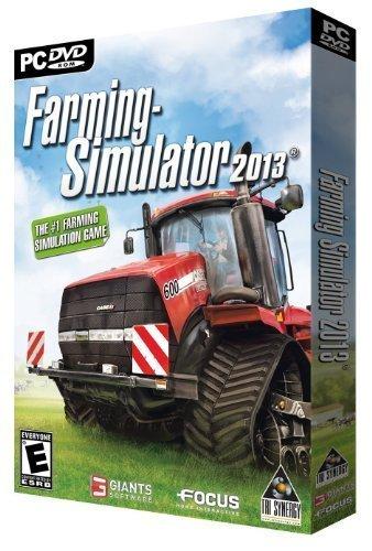 Farming Simulator 2013 (PC DVD)