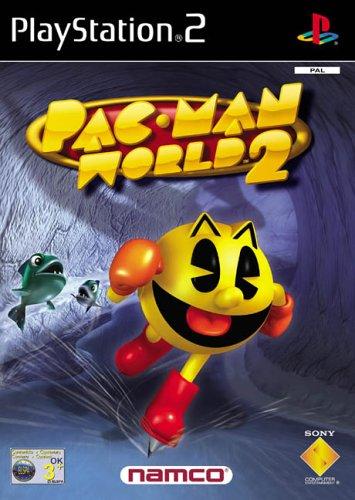 Pac Man Playstation >> Pac Man World 2 Amazon Co Uk Pc Video Games
