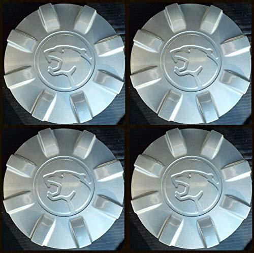 Santa Ana Wheel Set of 4 OEM Center Caps for 1993-1996 Mercury Cougar Center Caps F3WC-1A097-AA 3046