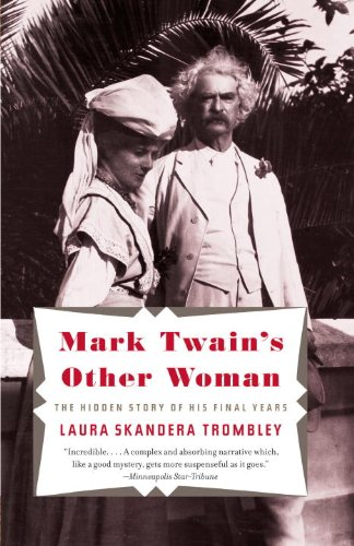 Mark Twain's Other Woman (Facts About The Adventures Of Huckleberry Finn)