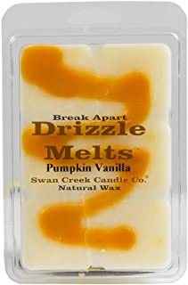 product image for Swan Creek Candle Soy Drizzle Melt 4.75 Oz. - Pumpkin Vanilla