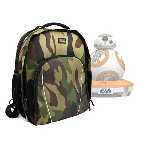 DURAGADGET Camouflage Water-Resistant Backpack - Compatible for sale  Delivered anywhere in USA