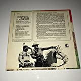 The Adventures of The Lone Ranger-original radio stories [vinyl record]