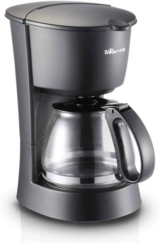 0.6l Electric Automatic Coffee Machine American Coffee Machine Multi-Function Drip Type Coffee Maker Kitchen Appliance