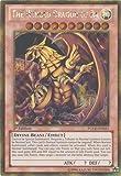 Yu-Gi-Oh! - The Winged Dragon of Ra (PGLD-EN031) - Premium Gold - 1st Edition - Gold Secret Rare