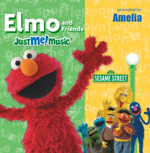 Sing Along With Elmo and Friends: - Along Elmo