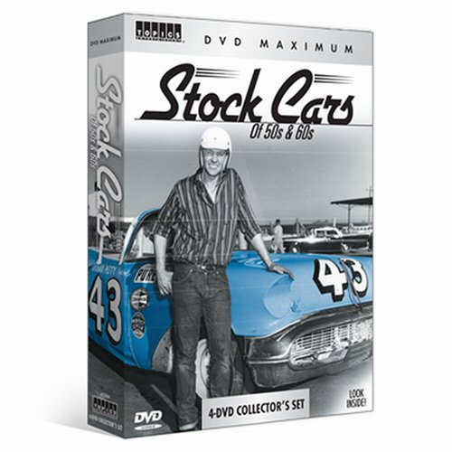 Stock Cars of the 50's & 60's from Topics Entertainment
