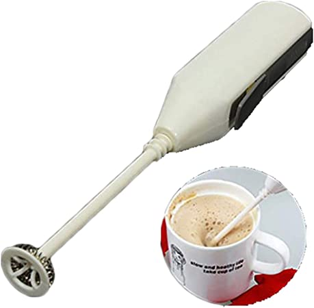 nany Electric Whisk Milk Frother Coffee Drink Mixer Egg Beater Blender Mini Stirrer Hand Mixer Kitchen Tool