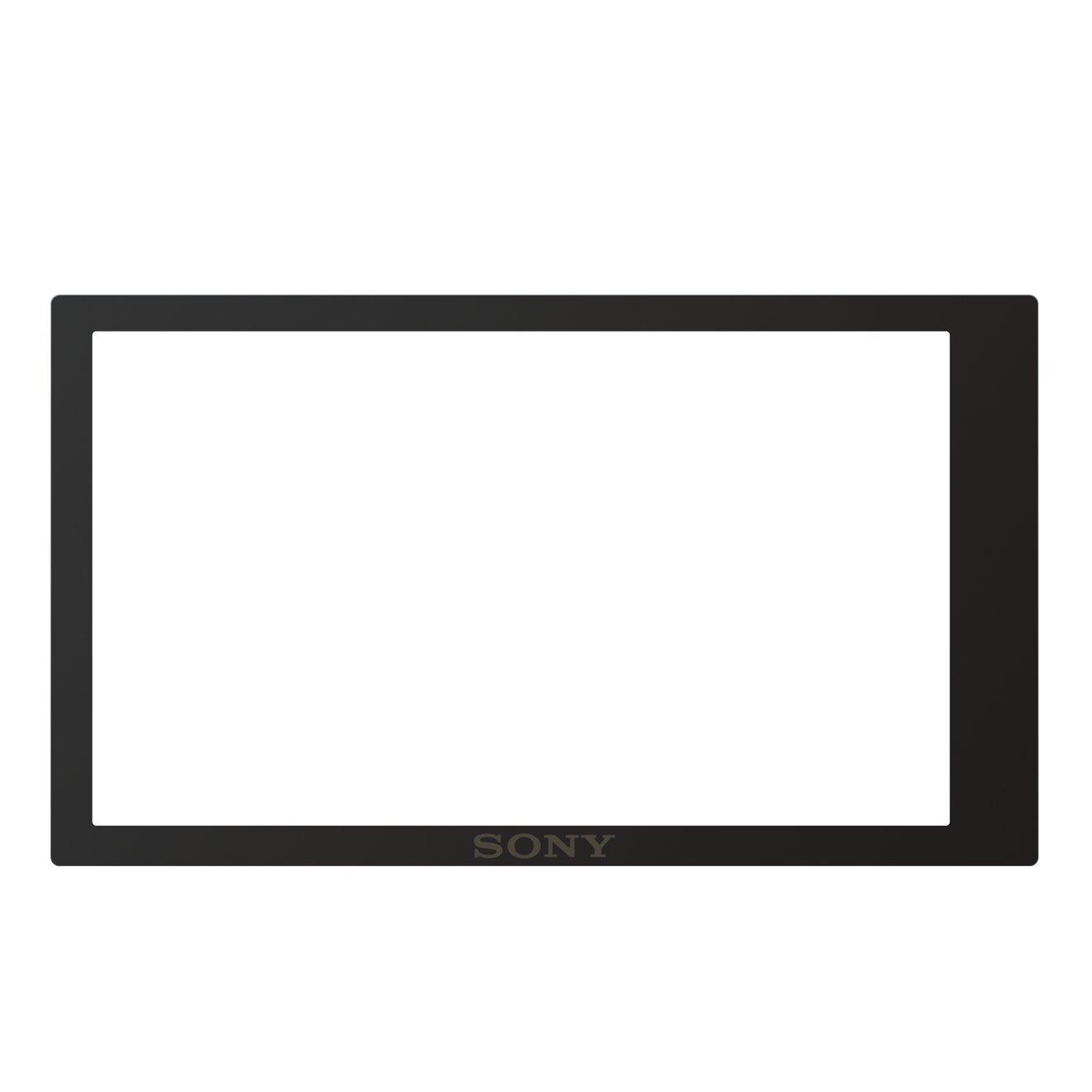Sony PCKLM17 Screen Protect Semi-Hard Sheet for Sony Alpha A6000 (Black) by Sony