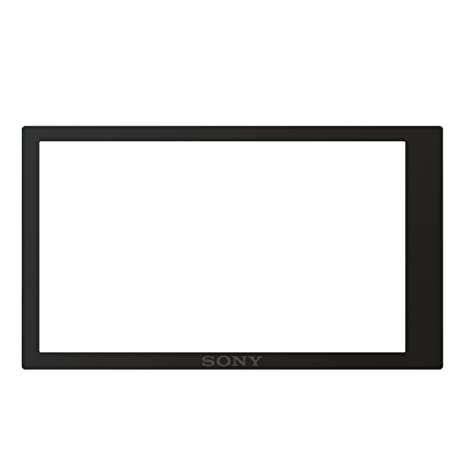 Sony PCKLM17 Screen Protect Semi-Hard Sheet for Sony Alpha A6000 (Black) at amazon