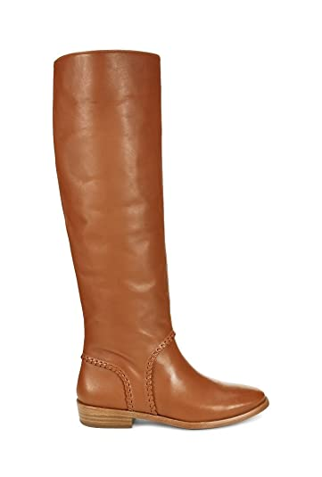ff9402918f06 UGG Women s Gracen Whipstitch Boot Mid Brown Size 5 B(M) US
