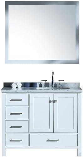 DKB Beckford Series 43″ Inch Bathroom Vanity Set