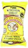 Just the Cheese Mini Round Snacks, Classic White Cheddar, 0.5-Ounce Bags (Pack of 16) offers