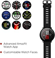 Amazon.com: Amazfit Pace Multisport Smartwatch by Huami with ...