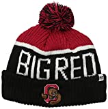 (US) NCAA Cornell Big Red Calgary Cuff Knit Hat, One Size, Red