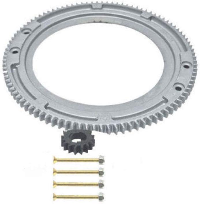 Starter Corona Corona dentada Volante de inercia Anillo de Engranaje para Briggs /& Stratton Motor 28/M707/28d707/286707/289707/287707