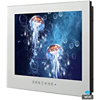 Soulaca 27 Framless Smart LED TV Mirror Waterproof M270FA