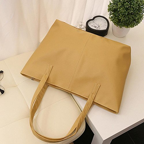 Purse Tote Travel Large Ladies Khaki Shoulder Women LMMVP Bag Leather Bag Bag Cheap by xwgTvxSaHq