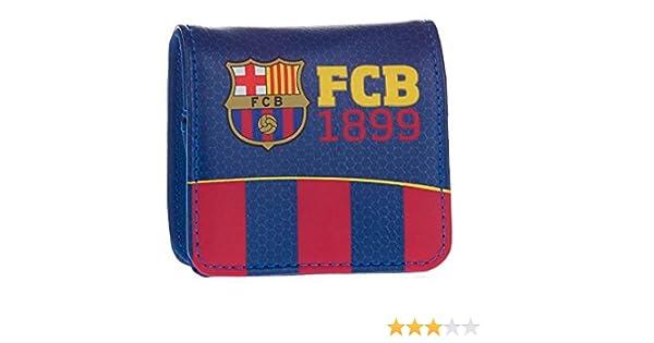 Karactermania FC Barcelona Legend Monedero, 9 cm, Azul