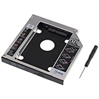 Case HD Adaptador 12,7mm Segundo Hd Ssd Sata